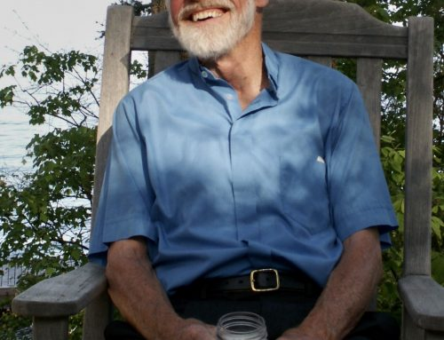 When the Man Matches the Message: A Reflection on Uncle Gene, aka Eugene Peterson